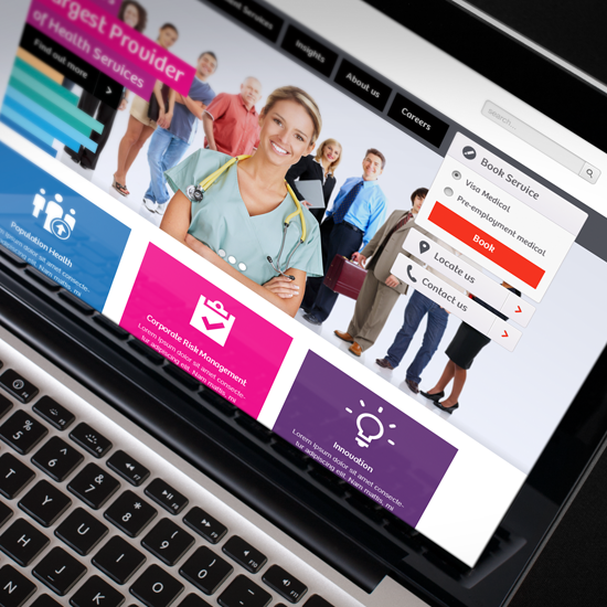 Medibank Health Solutions Design